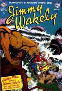 Cover Thumbnail for Jimmy Wakely (DC, 1949 series) #15