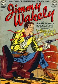 Cover Thumbnail for Jimmy Wakely (DC, 1949 series) #16