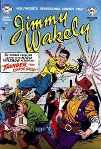 Cover Thumbnail for Jimmy Wakely (DC, 1949 series) #17