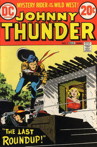 Cover Thumbnail for Johnny Thunder (DC, 1973 series) #1