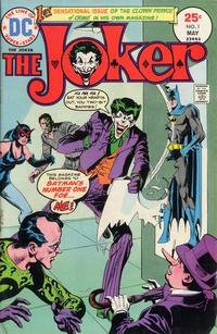 Cover Thumbnail for The Joker (DC, 1975 series) #1