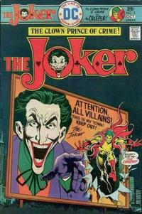 Cover Thumbnail for The Joker (DC, 1975 series) #3