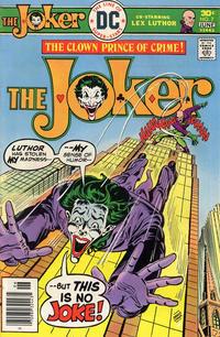 Cover Thumbnail for The Joker (DC, 1975 series) #7