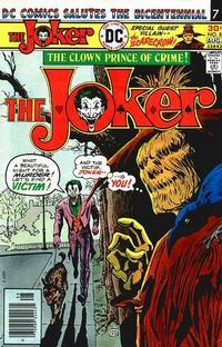 Cover Thumbnail for The Joker (DC, 1975 series) #8