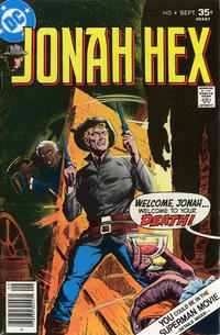 Cover Thumbnail for Jonah Hex (DC, 1977 series) #4