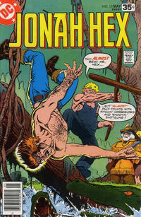 Cover Thumbnail for Jonah Hex (DC, 1977 series) #12