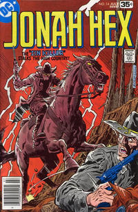Cover Thumbnail for Jonah Hex (DC, 1977 series) #14