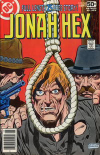 Cover Thumbnail for Jonah Hex (DC, 1977 series) #16