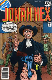 Cover Thumbnail for Jonah Hex (DC, 1977 series) #24
