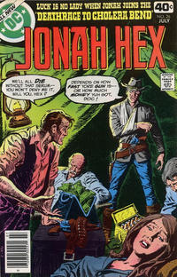 Cover Thumbnail for Jonah Hex (DC, 1977 series) #26