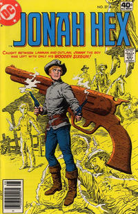 Cover Thumbnail for Jonah Hex (DC, 1977 series) #27