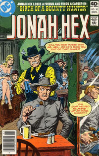 Cover Thumbnail for Jonah Hex (DC, 1977 series) #30