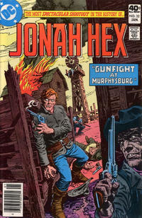 Cover Thumbnail for Jonah Hex (DC, 1977 series) #32