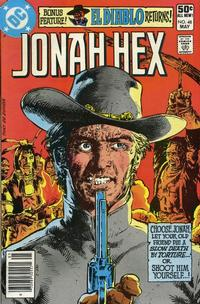 Cover Thumbnail for Jonah Hex (DC, 1977 series) #48