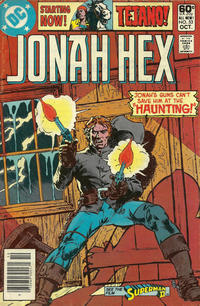 Cover Thumbnail for Jonah Hex (DC, 1977 series) #53 [Newsstand]