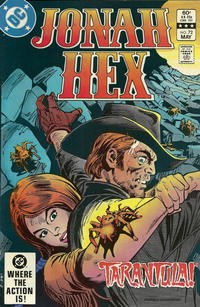 Cover Thumbnail for Jonah Hex (DC, 1977 series) #72 [Direct-Sales]