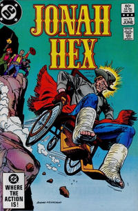 Cover Thumbnail for Jonah Hex (DC, 1977 series) #73 [Direct-Sales]