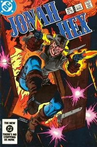Cover Thumbnail for Jonah Hex (DC, 1977 series) #75 [Direct]