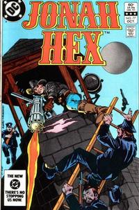 Cover Thumbnail for Jonah Hex (DC, 1977 series) #77 [Direct]