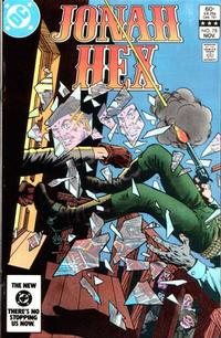 Cover Thumbnail for Jonah Hex (DC, 1977 series) #78 [Direct-Sales]
