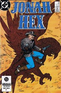 Cover Thumbnail for Jonah Hex (DC, 1977 series) #81 [Direct]