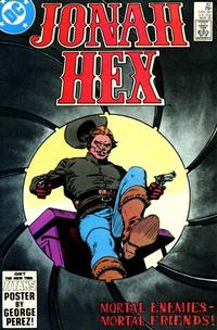Cover Thumbnail for Jonah Hex (DC, 1977 series) #82 [Direct]