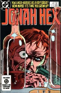 Cover Thumbnail for Jonah Hex (DC, 1977 series) #83 [Direct]