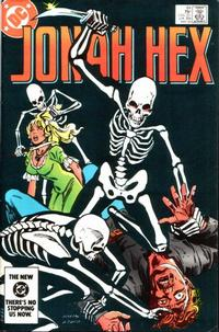 Cover Thumbnail for Jonah Hex (DC, 1977 series) #84 [Direct]