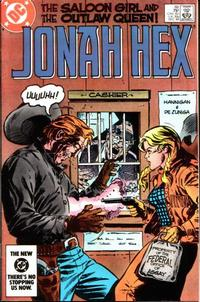 Cover Thumbnail for Jonah Hex (DC, 1977 series) #88 [Direct]