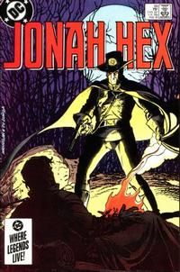Cover Thumbnail for Jonah Hex (DC, 1977 series) #89 [Direct]