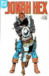 Cover Thumbnail for Jonah Hex (DC, 1977 series) #91 [Direct]