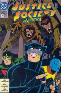 Cover Thumbnail for Justice Society of America (DC, 1992 series) #3