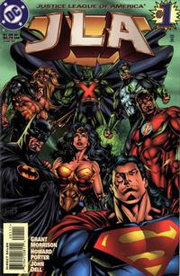Cover Thumbnail for JLA (DC, 1997 series) #1