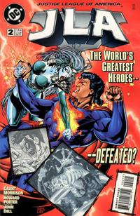 Cover Thumbnail for JLA (DC, 1997 series) #2