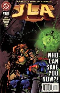 Cover Thumbnail for JLA (DC, 1997 series) #3