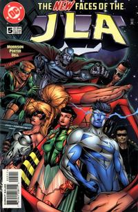Cover Thumbnail for JLA (DC, 1997 series) #5