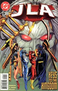 Cover Thumbnail for JLA (DC, 1997 series) #9