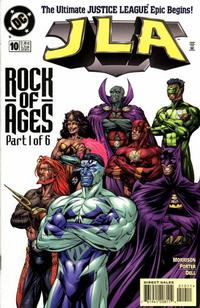 Cover Thumbnail for JLA (DC, 1997 series) #10