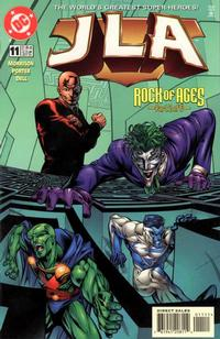 Cover Thumbnail for JLA (DC, 1997 series) #11