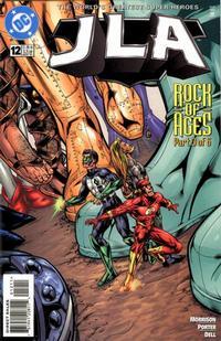 Cover Thumbnail for JLA (DC, 1997 series) #12