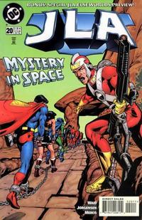 Cover Thumbnail for JLA (DC, 1997 series) #20