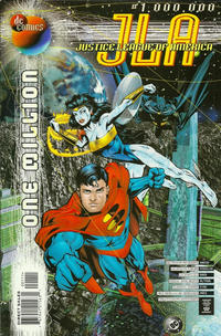 Cover Thumbnail for JLA (DC, 1997 series) #1,000,000