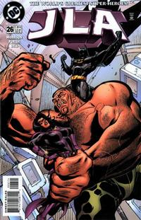 Cover Thumbnail for JLA (DC, 1997 series) #26