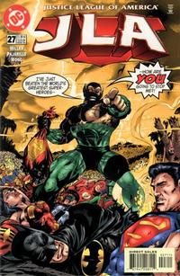 Cover Thumbnail for JLA (DC, 1997 series) #27