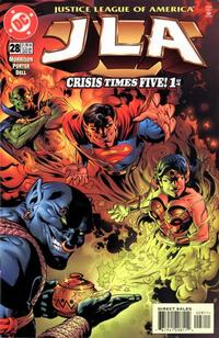 Cover Thumbnail for JLA (DC, 1997 series) #28