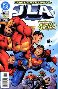 Cover Thumbnail for JLA (DC, 1997 series) #29