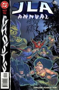 Cover Thumbnail for JLA Annual (DC, 1997 series) #2 [Direct Sales]