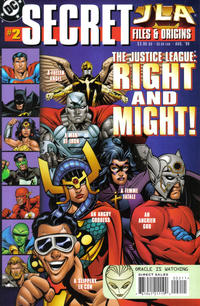 Cover Thumbnail for JLA Secret Files (DC, 1997 series) #2