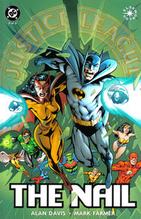 Cover Thumbnail for JLA: The Nail (DC, 1998 series) #3