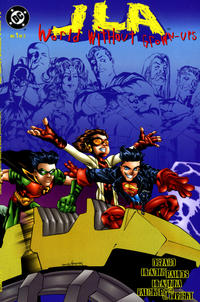 Cover Thumbnail for JLA: World Without Grown-Ups (DC, 1998 series) #1